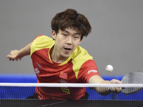 3个月内3连杀张本智和,狂轰7个4-0强势夺冠,难怪刘国梁重用他