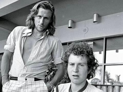 博格、麦肯罗丨十位最伟大网球运动员倒计时