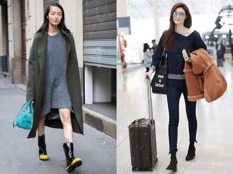 若只能选一件毛衣作为内搭,你选高领还是低领?聪明的女人会选它