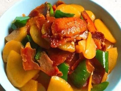 巨下饭的红烧土豆,经典家常菜,超好吃