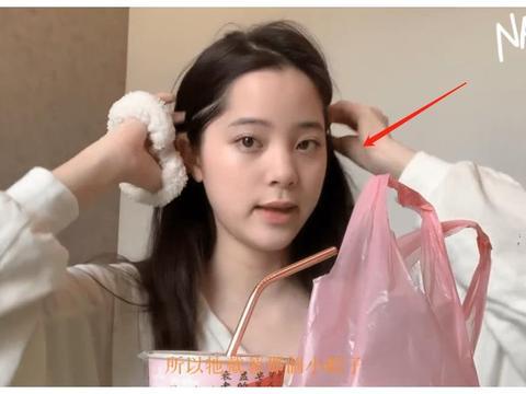 """有种""""炫富""""叫欧阳娜娜,吃早餐追剧,得知耳机的价格:打扰了"""