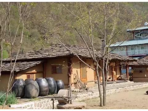 一天假期里能去的好地方,辽宁省宽甸下露河,附近的朝鲜民族村