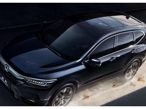 本田又一爆款车型来袭,全系标配全景天窗,比荣放还良心