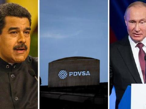 """美国总攻即将开始?俄罗斯""""放弃""""委内瑞拉,马杜罗能坚持多久?"""