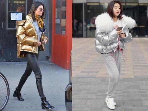 """这3件羽绒服虽然流行,但很""""挑人"""",矮胖的女人基本与它们无缘"""