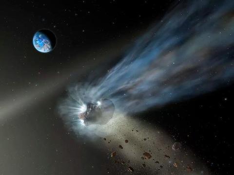 ATLAS彗星正接近太阳,直径增至地球六十倍,科学家:恐难评估!