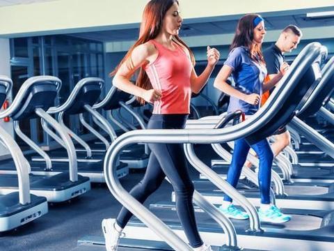 跑步机健身,一定要重视这4个要点,事半功倍避免运动损伤