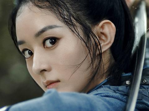 《有翡》全新剧照流出,赵丽颖王一博有爱互动,二人CP感太强了