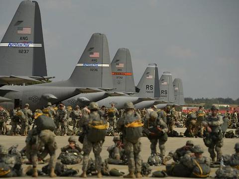 全球美军停摆60天,亚太地区美军却加速行动,头号对手浮出水面