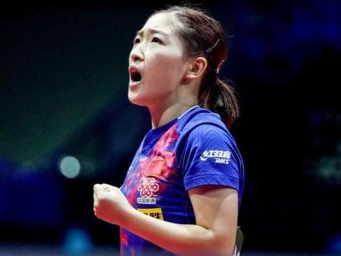 刘诗雯生涯31冠,多于丁宁李晓霞王楠邓亚萍,明年奥运冲史上第一