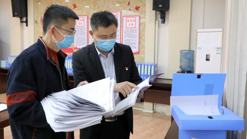 郑州市教育局年检专家组对郑州商专2019年办学情况进行检查