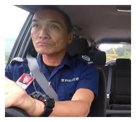 他62岁了还在演特警警员 TVB年轻演员那么缺了吗?