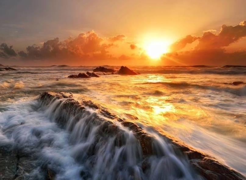 马来西亚最佳日落观赏地,三分之一都是中国游客,景色堪比金沙滩