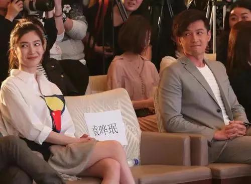 记者问江疏影:你还会考虑嫁给胡歌吗?江疏影想都没想就说出来