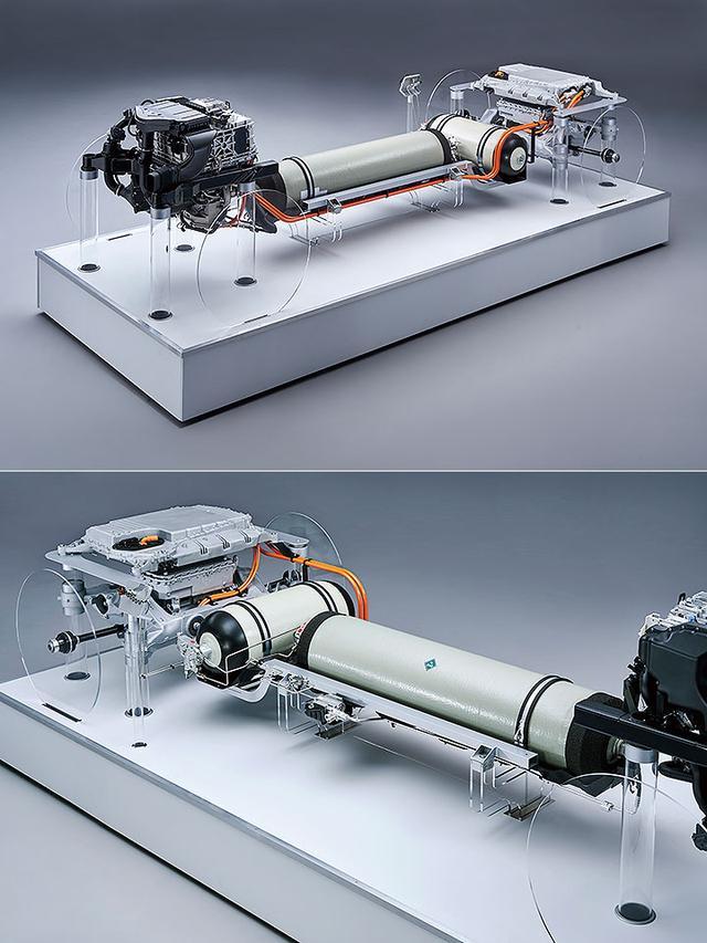 与丰田合作,宝马公开最新氢燃料电池动力细节,还说这才是未来?