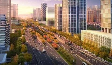 2020年,杭州滨江要新添这些网红打卡点,一大波剧透图来了