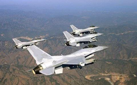 美国批准最新对韩军售案:韩国空军134架F-16将变身F-16V