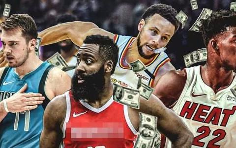 90%球员被迫降薪,NBA最大反派这次成功洗白