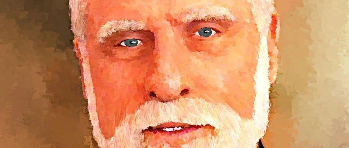 互联网之父Vint Cerf确诊肺炎,曾获图灵奖和总统自由勋章