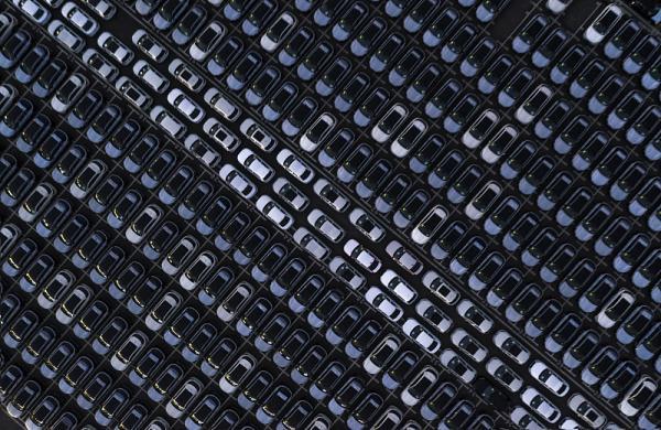 穆迪3月预期全球汽车销量下滑14% 中国下跌10%