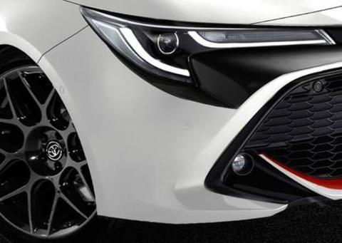 丰田在澳大利亚注册GR卡罗拉商标 暗示潜在高性能小钢炮