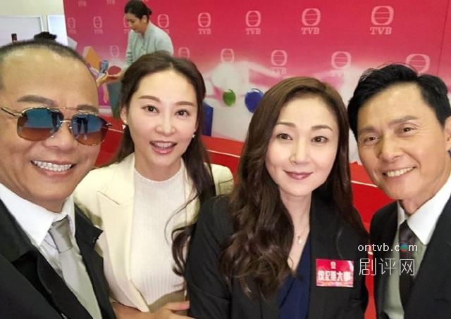 """万绮雯欧阳震华完约即被TVB""""下架"""""""