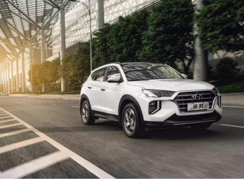 北京现代新款途胜上市 新增一款车型,售16.99-21.9万元