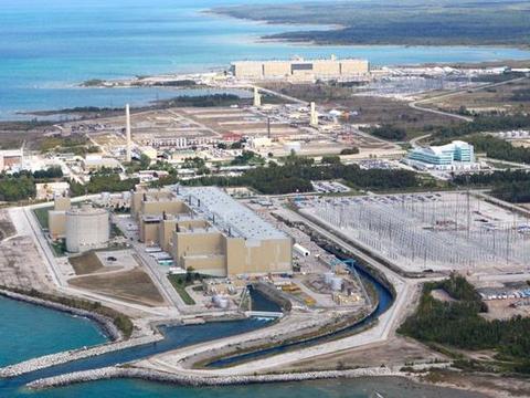 突发意外情况,核电站出现氚元素泄露,加拿大正仔细监视情况发展