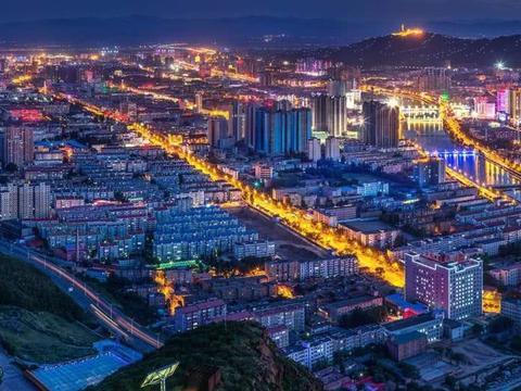 中华民族融合发源地,龙图腾创始地,如今成为冰雪旅游热门城市