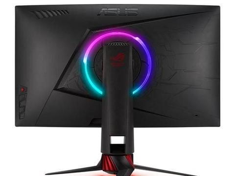 满血RGB!华硕推出27寸电竞显示器,2K+165Hz高刷