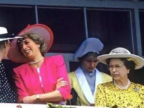 闻名世界的婆媳不和:英国女王与戴安娜互相看不顺眼!