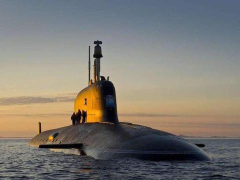 经过半个多世纪的追赶,俄罗斯终于拥有比肩美国的战略核潜艇