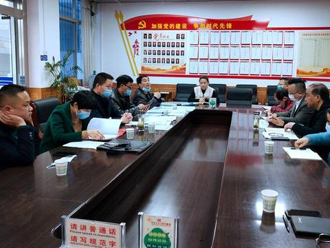 汉阴县联合督导组督导开学复课准备工作