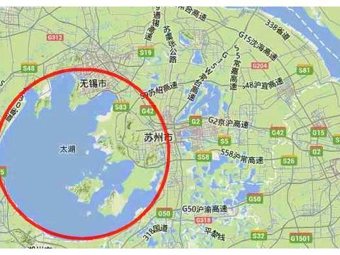 太湖形状像半圆,是小行星撞出来的陨石坑吗?科学家发现一些证据