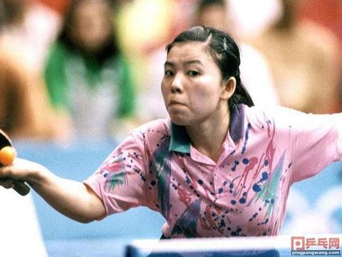 美国亚特兰大奥运会,中国女队两老带一新,邓亚萍领衔