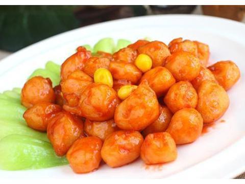 美食推荐:棒豆板筋,咖喱小土豆,双椒炒牛肚,干锅香辣鱼