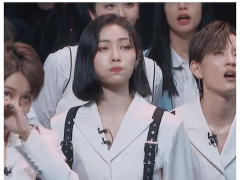 《青春有你2》公演大洗牌,许佳琪直接降到B班,她从A降到F!