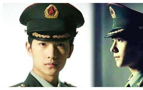 男星军装照:杨洋硬朗,李现太土,陈伟霆酷帅,看到任嘉伦爱了