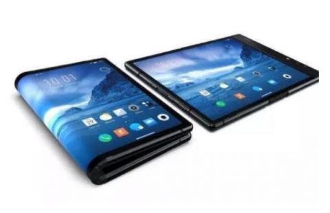 柔宇中兴合作发力5G折叠手机 强强联合还是抱团取暖?