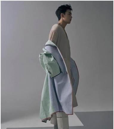 """""""童星之光""""吴磊等杂志,少年风度仍在,眼神自带""""苏感"""""""
