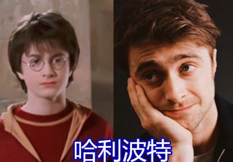哈利波特长大后,马尔福长大后,赫敏长大后