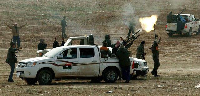 危机袭向哈夫塔尔!致命软肋被土耳其发现,利比亚战局或遭遇翻盘