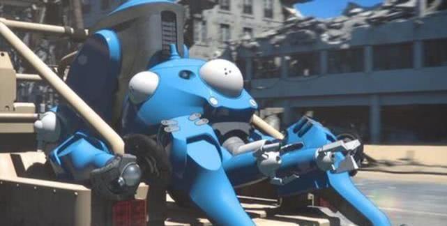 《攻壳机动队》新作引争议?3D形象略崩,一点都不赛博朋克