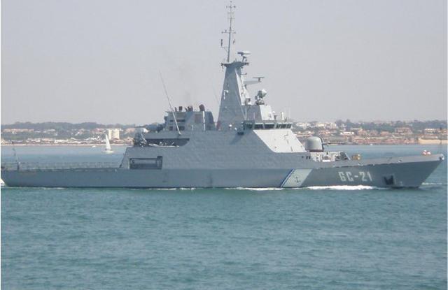 美军发动大规模行动后,委内瑞拉军舰沉没