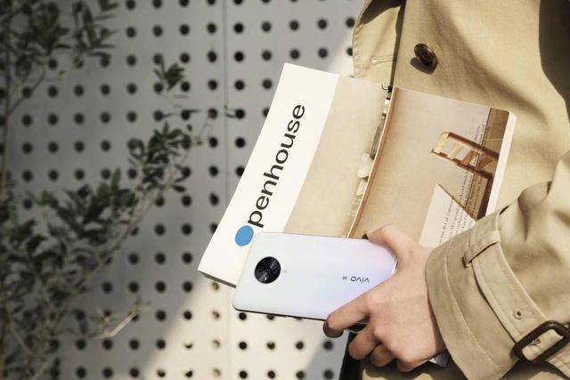 不仅美而且轻盈,vivo S6给你带来不一样的5G手机体验