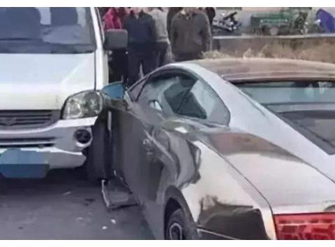 撞到迈巴赫宾利都没啥事,但撞到这款国产车就自求多福吧,惹不起