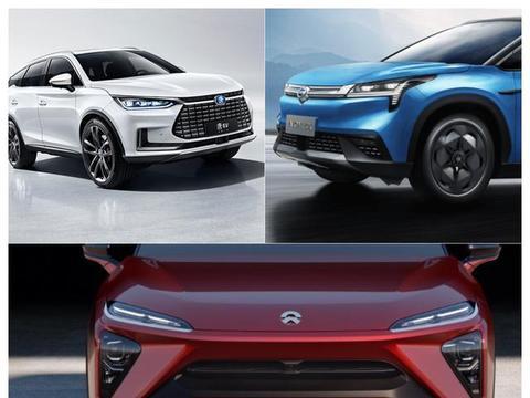 国产纯电SUV扛把子,唐EV/埃安LX/蔚来ES6怎么选?|导购