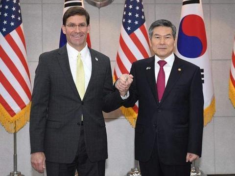 """文在寅在救美国,特朗普没有放过韩国,驻韩美军正式""""自废武功"""""""
