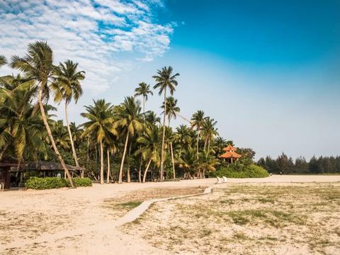 中国唯一没有冬天的省份,遍布椰林海滩,景色如画!