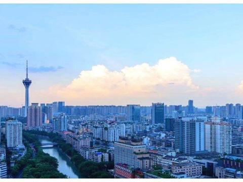 """我国新一线城市榜首,有""""天府之国""""的美誉,有望比肩北上广深"""